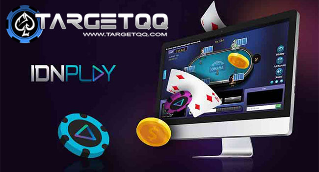 IDNPlay Poker TargetQQ